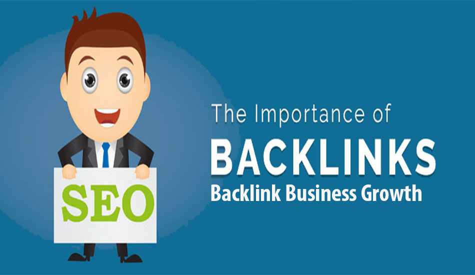 Backlinks Boost Business Growth SEO