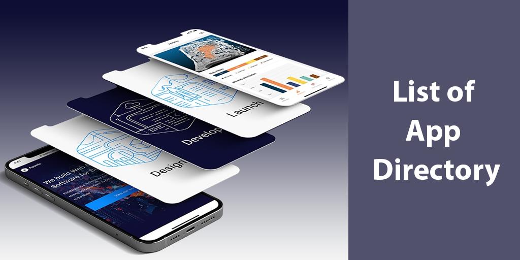 List of App Directories
