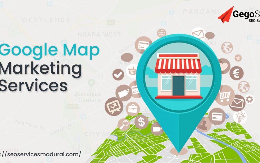 Google Maps Marketing Service