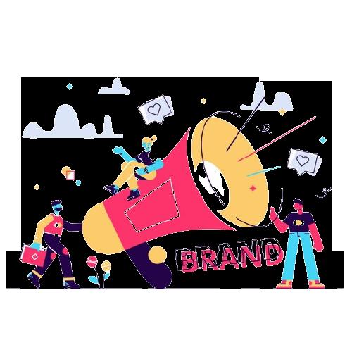 Develops your brand awareness