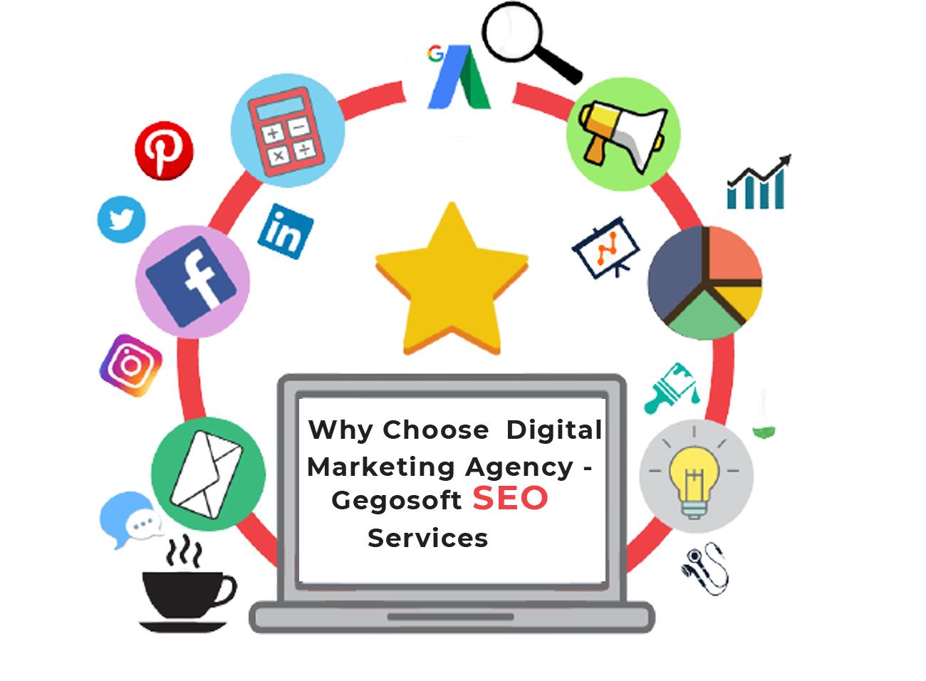 Why Choose Digital Marketing Agency?